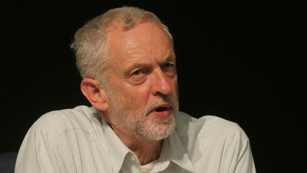 Bearded Jeremy Corbyn is standing for the Labour leadership