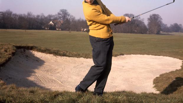 Scientists investigating golfers' hip problems found nearly a fifth of European professional players complained of pain