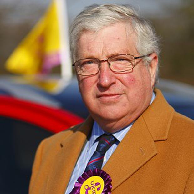 Philip Fawkes won the South Waterside ward in Hampshire County Council