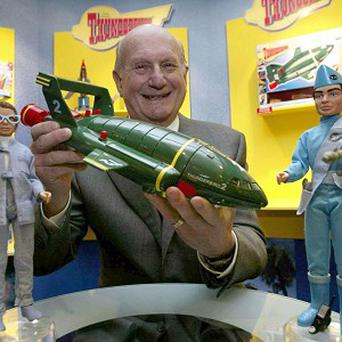 Some BAE Systems designs from the 1960s may have been more at home in Thunderbirds, created by the late Gerry Anderson