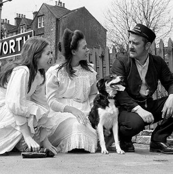 Sally Thomsett, Jenny Agutter and Bernard Cribbins starred in The Railway Children