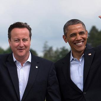 All the G8 leaders were given a compilation album by David Cameron