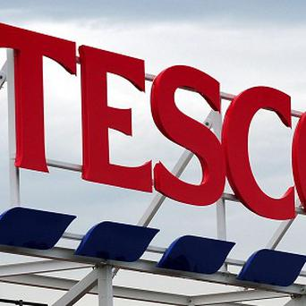 Tesco's tablet, which comes in black, blue, red and purple, has wifi , Bluetooth and a micro HDMI port and is designed to be easy to use.