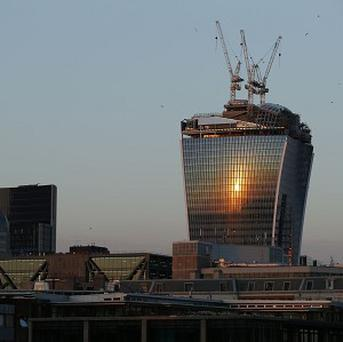 Developers of 20 Fenchurch Street in London, nicknamed the Walkie-Talkie due to its distinctive shape, are investigating reports of a damaging glare
