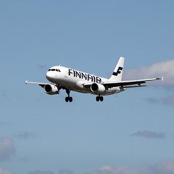 Finnair is running flight AY666 to Helsinki on Friday the 13th