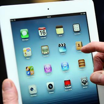 Apple's iPad has helped it become a dominant brand