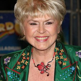 Broadcaster Gloria Hunniford revealed she was put on a