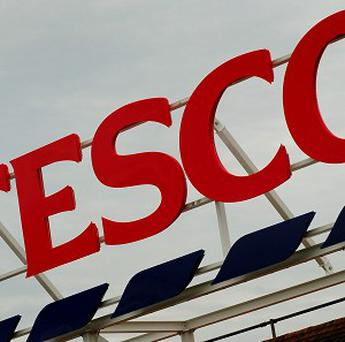 Tesco has reported disappointing results
