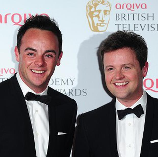 Ant and Dec accidentally bought each other identical Christmas presents last year
