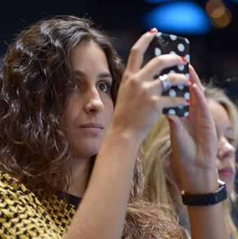 The frequency of the word selfie - a self-portrait photograph - in the English language has reportedly increased by 17,000% since this time last year