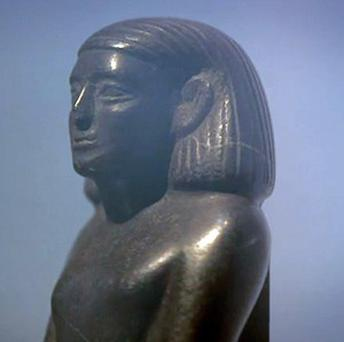 The Egyptian relic Neb-Senu at Manchester Museum