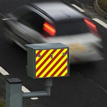 Dillon Coker was snapped by a speed camera while doing 51mph on a 40mph stretch of the A127 in Laindon, Essex