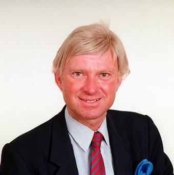 Tory MP Michael Fabricant - without the moustache