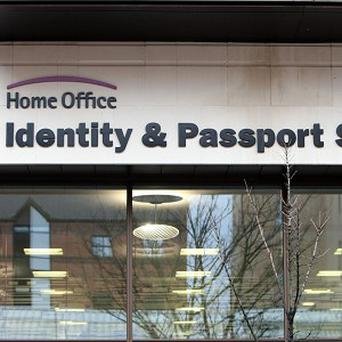 £78,600 was spent on rebranding the Identity and Passport Office into Her Majesty's Passport Office earlier this year