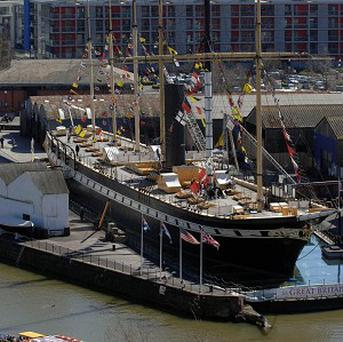 Visitors will be able to don a harness and scale the rigging of the ship, 27 metres above the deck