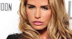 Katie Price is selling her Range Rover