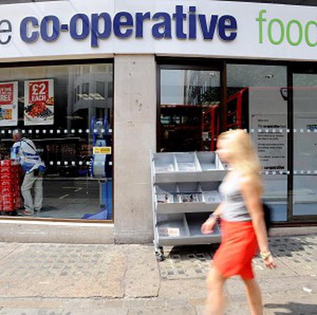 The Co-op is to sell