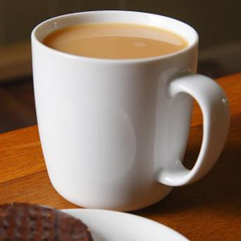 Making a cup of tea is one of the small gestures that demonstrate love