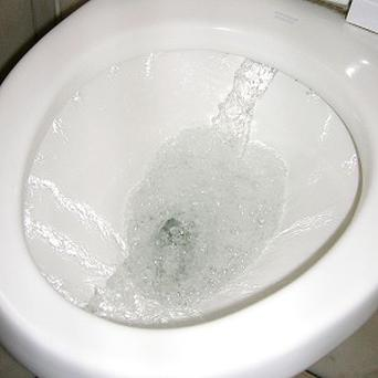 The toilets can burst near a seam with force enough to shatter the tank