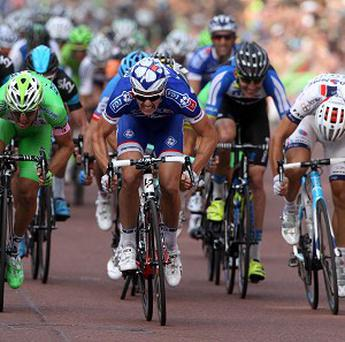 Attractive cyclists are more likely to win a bike race, a study has found