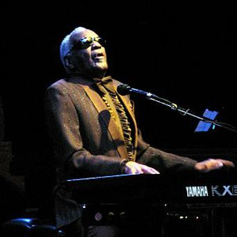 Legendary soul singer Ray Charles was completely blind from the age of seven
