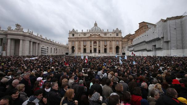 A package containing cocaine was addressed to the Vatican.