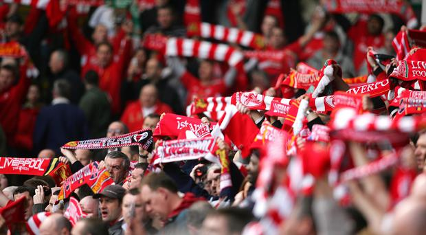 Liverpool fans are hoping to end their long wait for league success