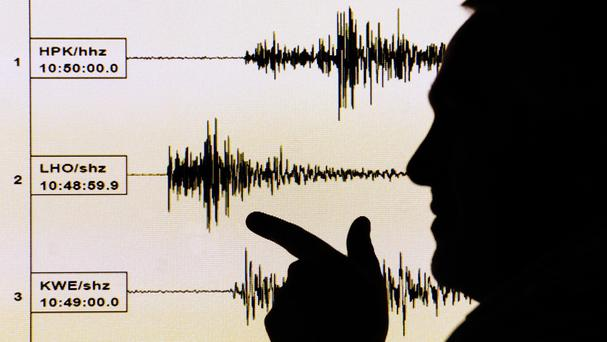 An earthquake has rattled Rutland, scientists say