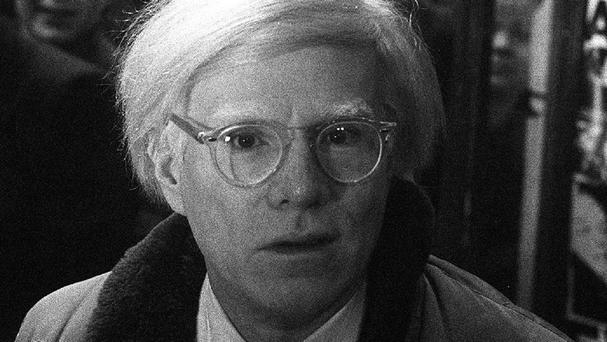 Andy Warhol had a contract with Commodore International to produce images on one of its Amiga home computers, the museum said