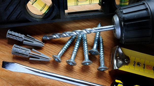 A study found that the average person owns 20 tools, but only actually uses 12