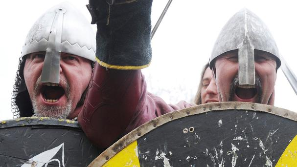 Archaeologists believe they may have found the skeleton of an Irish Viking king