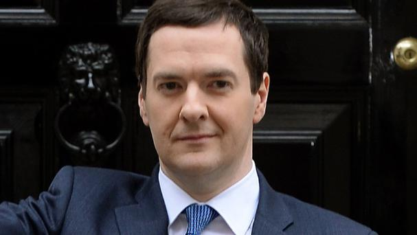 Chancellor George Osborne's cat has been returned to Downing Street