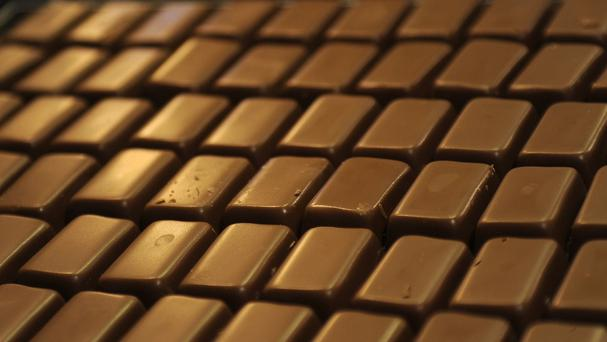 A chocolate thief has been given five months in prison in Colombia for swiping less than a fiver's worth of his favourite snack
