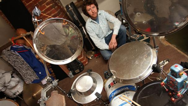 Bellowhead rescued bits of junk from around the globe to make instruments for their new album