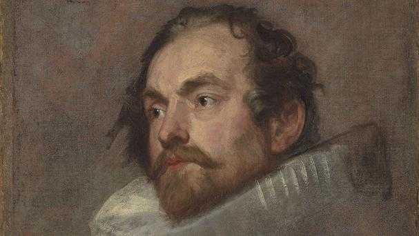 A Van Dyck portrait found on Antiques Roadshow is expected to sell for £500,000 (Christies/PA)