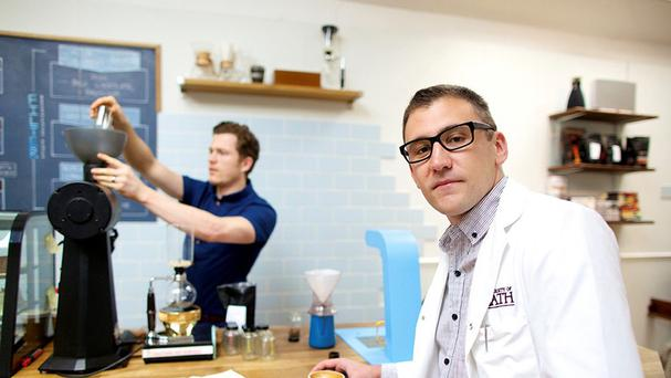 Academic Christopher Hendon has helped uncover the surprising secret behind the perfect cup of coffee - reasonably hard tap water.