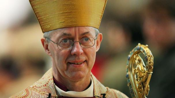 The Archbishop of Canterbury's stance on payday loans has inspired a rap song