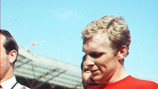 Thousands of babies were named Robert in the wake of the 1966 World Cup after stellar performances by Bobby Moore and Sir Bobby Charlton.