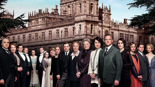 Downton Abbey is a big hit in China