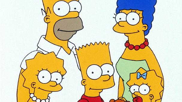 The Simpsons are unlikely advocates for the study of mathematics, it has been claimed