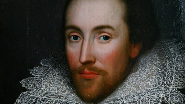 Shakespeare's plays contain references to skin blemishes and scarring