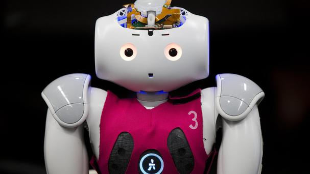 Humans may have less control over how robots will then act.