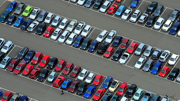 Some 14% of drivers admitted forgetting where they parked their car at some point over the last two years, a poll showed