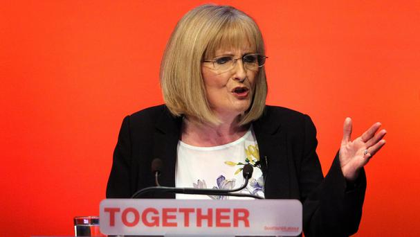 Corby in England is holding a mock independence referendum with shadow Scottish secretary Margaret Curran urging voters to back the UK