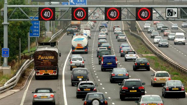 The Highways Agency released a list of bizarre reasons for stopping on the hard shoulder