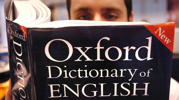 The rise of vaping has been noted in the Oxford English Dictionary