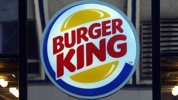 Burger King wants to create a 'mash-up' with McDonald's.