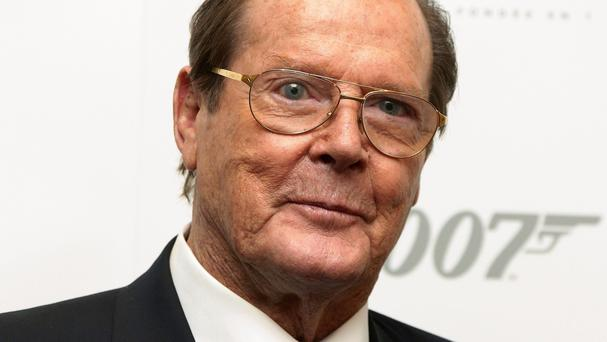 Sir Roger Moore replaced Sean Connery as James Bond