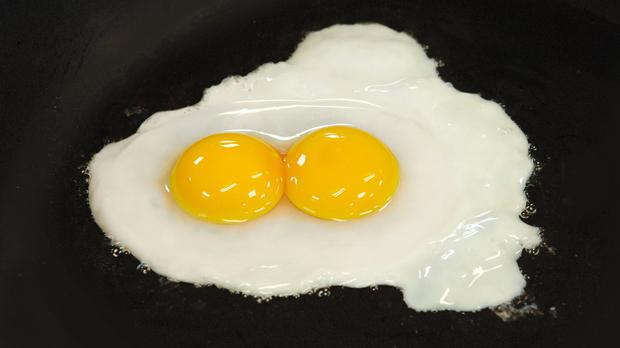 The guaranteed double yolk eggs that M&S are launching in stores nationwide from this weekend