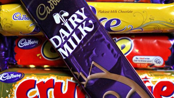 Chocolate fans are being urged to give it up to raise charity funds